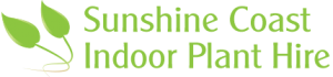 sunshine coast indoor plant hire logo